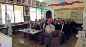 27 апреля 2019 г. Выборы Председателя Астраханского морского собрания
