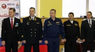 Чемпионат ВКС РФ по армейскому рукопашному бою
